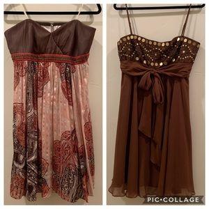 2 BCBG Dresses